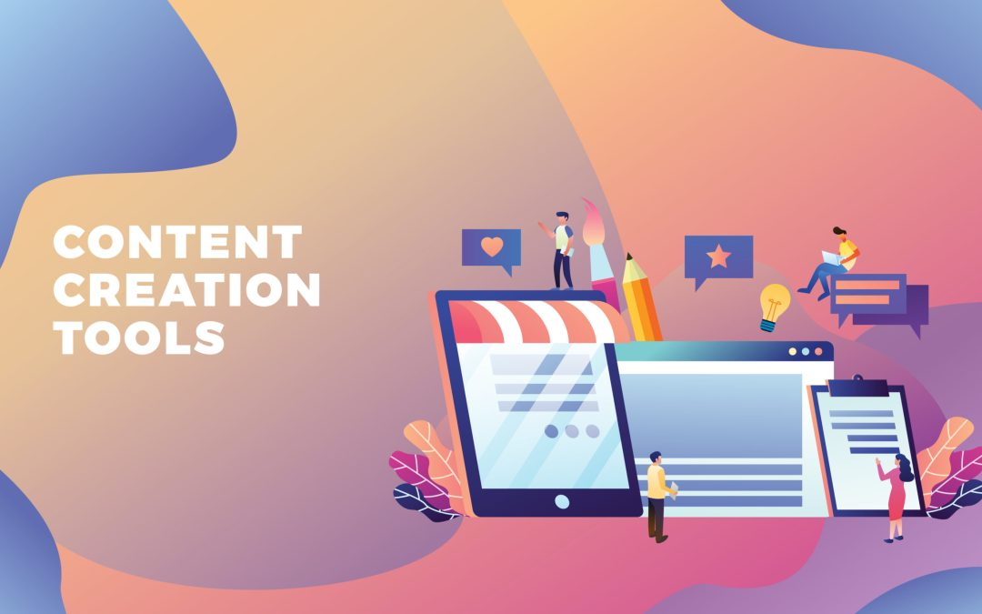 Content Creation Tools Featured Image