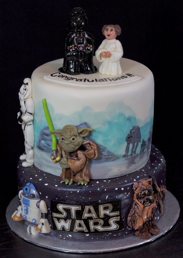 Theres Something Horribly Wrong About This Star Wars Cake