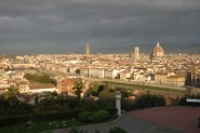View from the Piazzale Michelangelo.