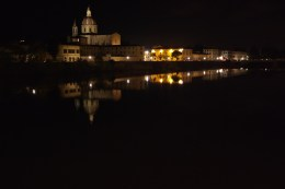 Beautiful walk back at night... and an arrivederci to sweet Florence.