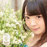 Ray - Happy days [FLAC + MP3 320 / CD]