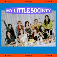 fromis_9 (프로미스나인) - My Little Society [FLAC 24bit + MP3 320 / WEB]