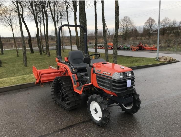 Jp France Kubota 18cv A Chenilles D Occasion Tracteurs Chenilles De 16 A 65 Cv Tracteurs Et Microtracteurs