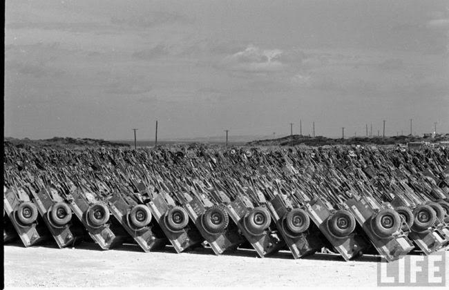 Insane WWII Jeep Graveyard Photos JPFreek