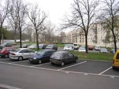 Aménagement d'une nouvelle voie de stationnement