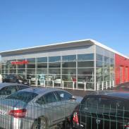 Garage automobile à Rosny-sur-Seine