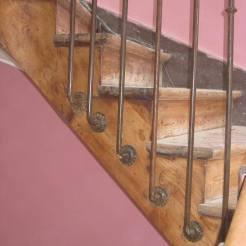Remise en état de l'escalier