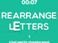 Image Result For Words From Letters