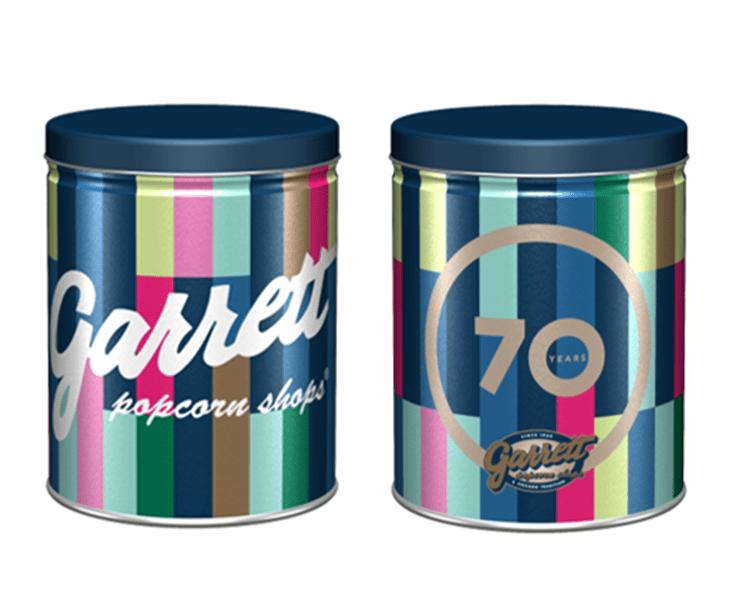 Garrett 70th Anniversary 缶  9月1日(日)より数量限定販売開始!