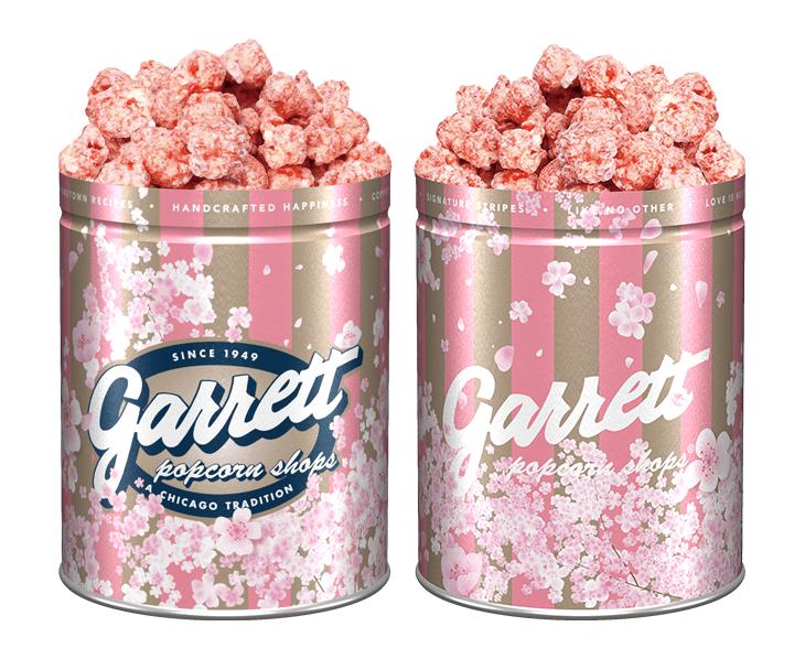 Garrett SAKURA缶