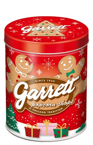 ジンジャーブレッド缶
