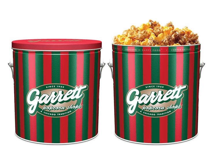 レッド&グリーン缶