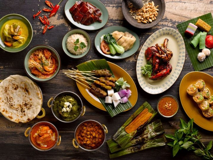 Grand Hyatt Singapore - StraitsKitchen - Local Cuisine