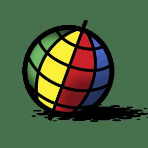 JP Global Marketing Logo Globe