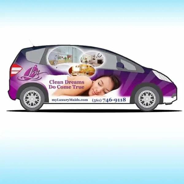 Vehicle-Graphics-Luxury-Maids