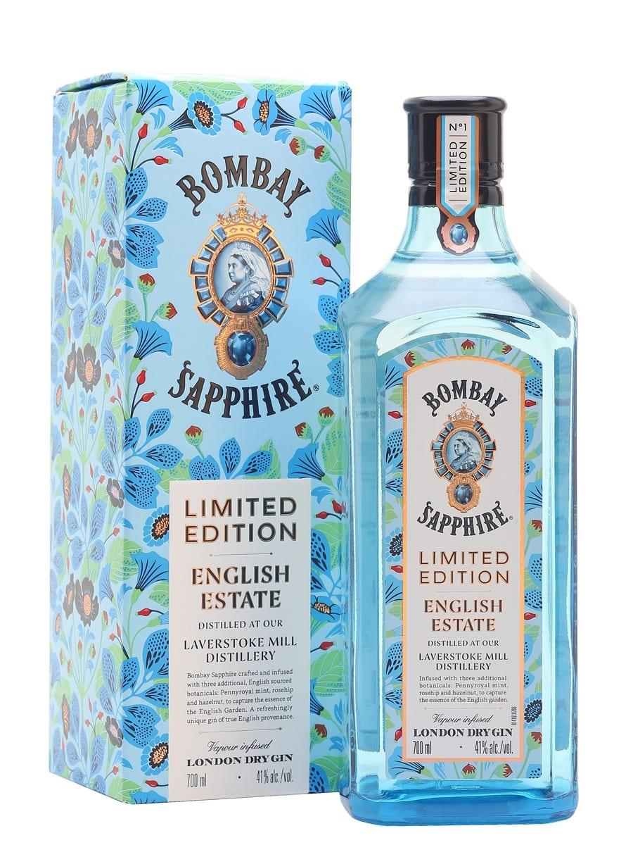 Bombay Sapphire English Estate Gin Gift Box, £23.95
