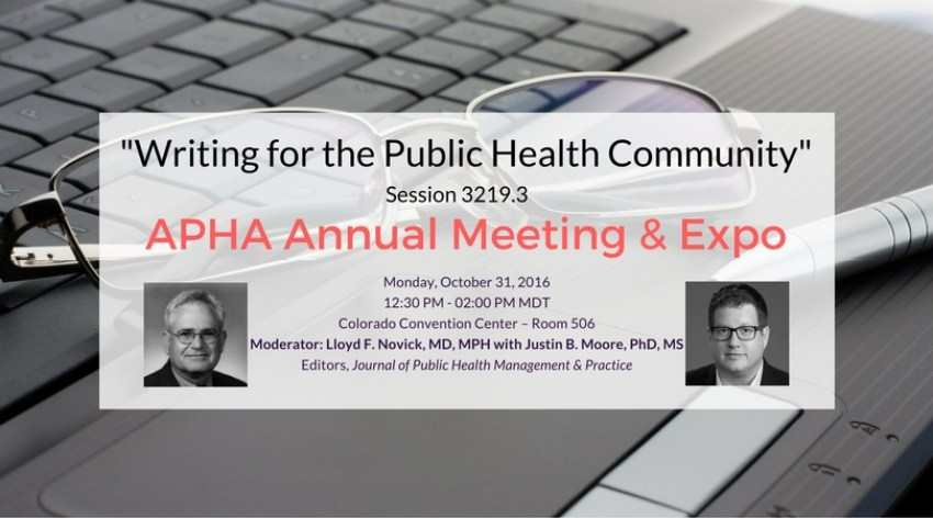 writing-for-the-public-health-community