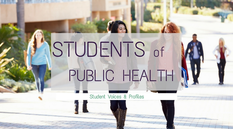 students of public health student voices and profiles jphmp direct