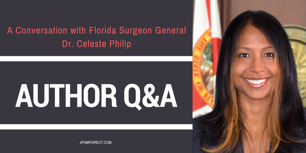 A Conversation with Florida Surgeon General Dr. Celeste Philip