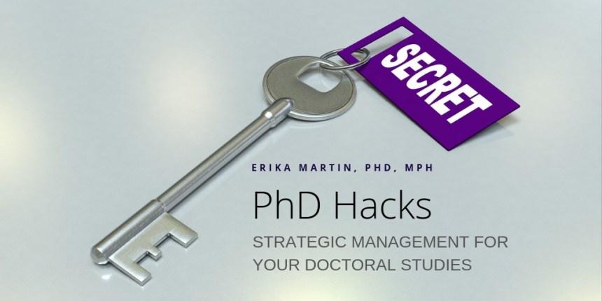 PhD Hacks