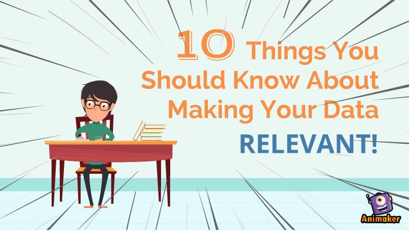 10 Things You Should Know About Making Your Data Relevant