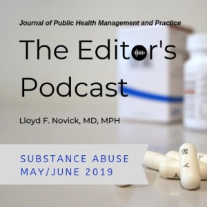 Editor's Podcast Substance Abuse