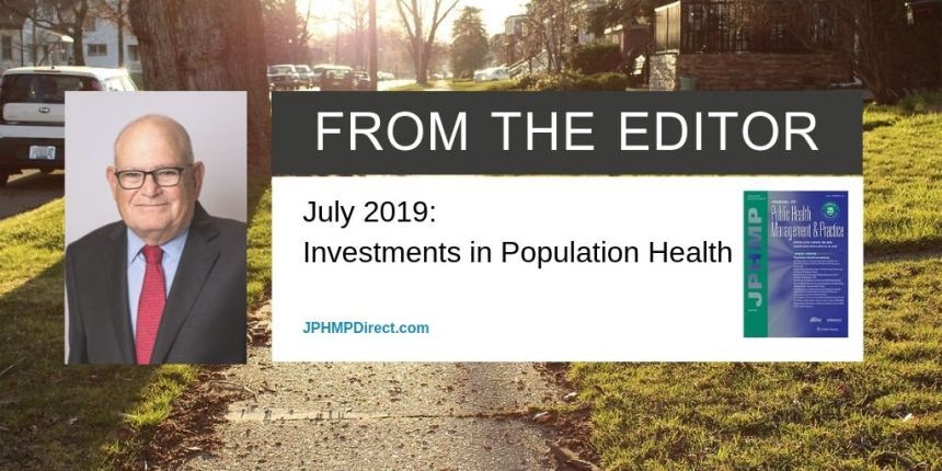 July 2019 Population Health