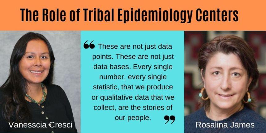 Tribal Epidemiology Cresci James
