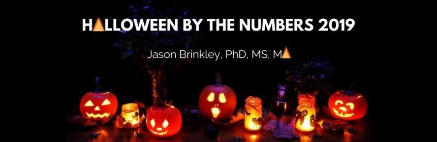 Halloween Numbers 2019