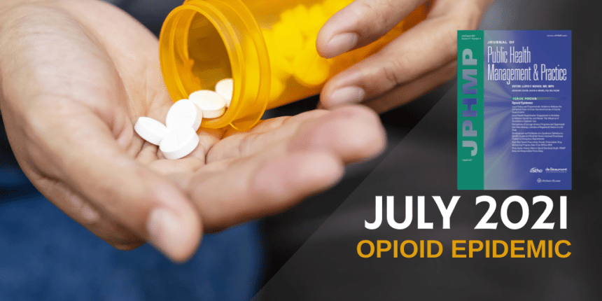 JPHMP FTE July 2021 Opioid Epidemic
