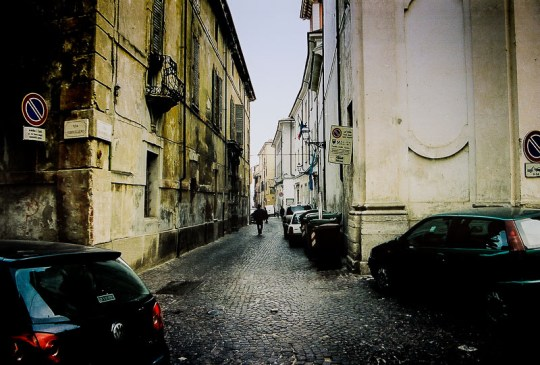 Back Alley Road