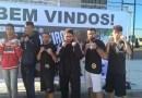 Equipe Dragões conquista três medalhas no Brasileiro de Kickboxing