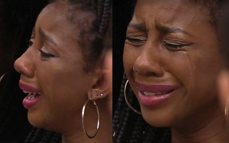 Camilla de Lucas chora por causa de Karol Conká e Pocah desmaia em festa do  'BBB 21' | Jovem Pan