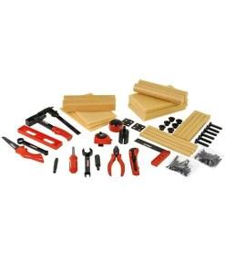 Cool Builders Deluxe Workshop Pieces