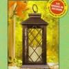 Lattice Solar Lantern – Indoor Outdoor - Day Image