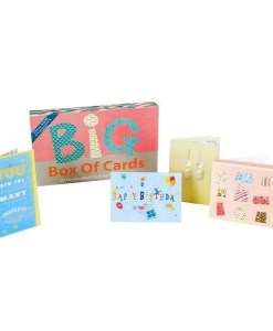 Big Box of Cards Card Collection