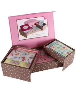 Jewelry Box Deluxe Card Collection