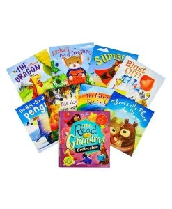 Read with Grandma Collection - 8 Book Box Set