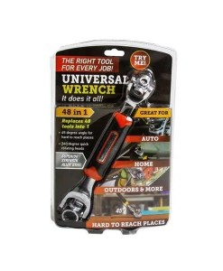 Universal Wrench 48 Tools In One - MultiTech Solutions