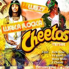 ALBUM COVER CHEETOS EDITION
