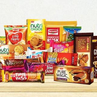 Snacks & Branded Products