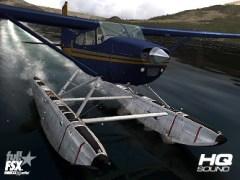 Cessna 185F Skywagon virtuel