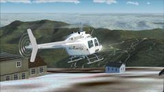 Mont Washington pour FSX