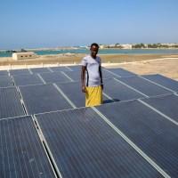 Berbera Solar Panels