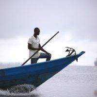 Buenaventura-Colombia-Fisherman