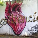Resilient Heart Grafitti
