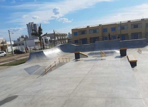 Praça Skate