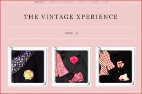 The Vintage Experience-Products