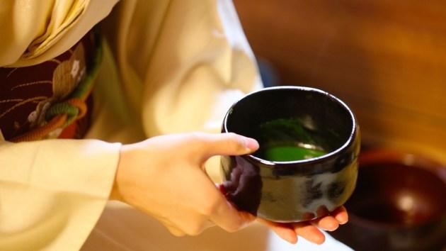 京都より 新しい形の「和」婚 お茶を通して結婚式