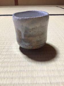 萩の筒茶碗.JPG
